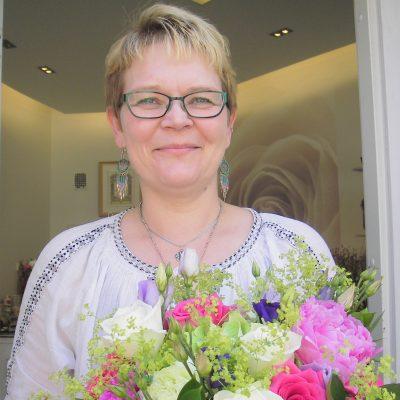 Floristi Taina Ryynänen