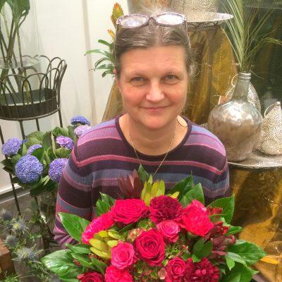 Floristi Helena Haddas